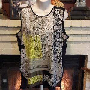 Vince Camuto Tank Cami Size Petite Large
